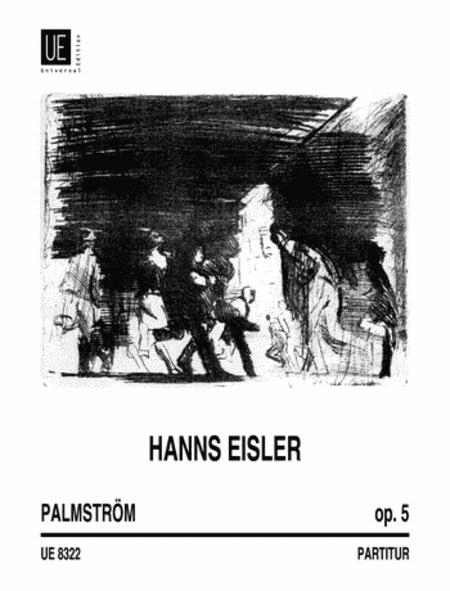 Palmstrom Studies, Op. 5