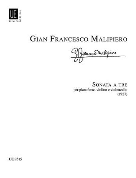 Sonata A Tre, Violin/Cello/Piano