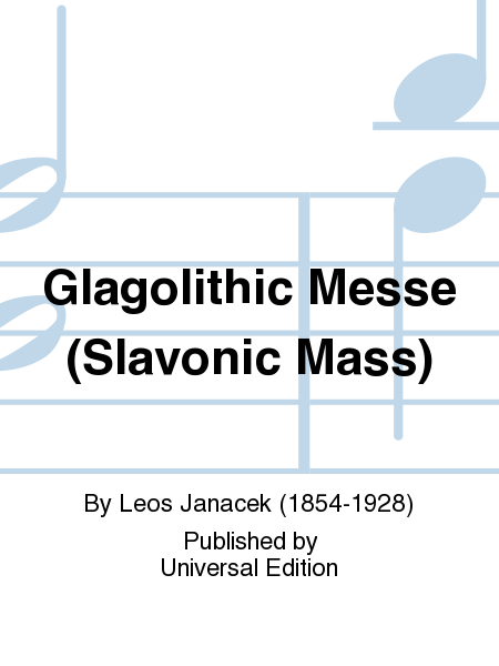 Glagolithic Messe (Slavonic Mass)