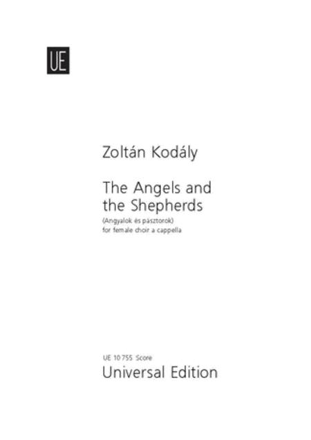 The Angels and the Shepherds - English version