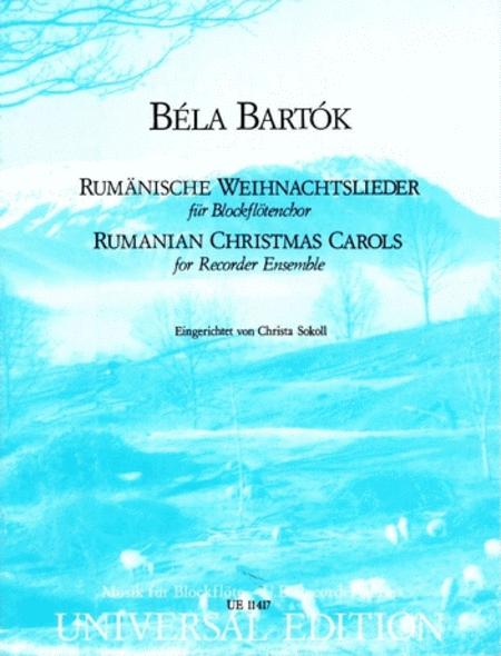 Rumanian Christmas Carols, Rcd