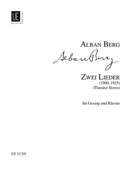 Songs, 2, Schliesse Mir Die Au