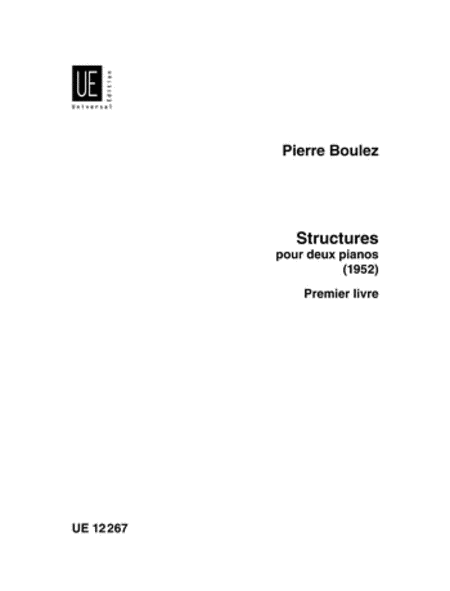 Structures 1, 2 Pianos