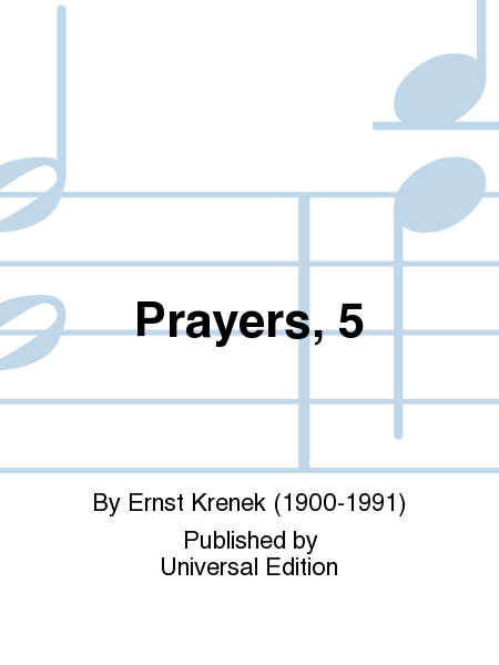 Prayers, 5
