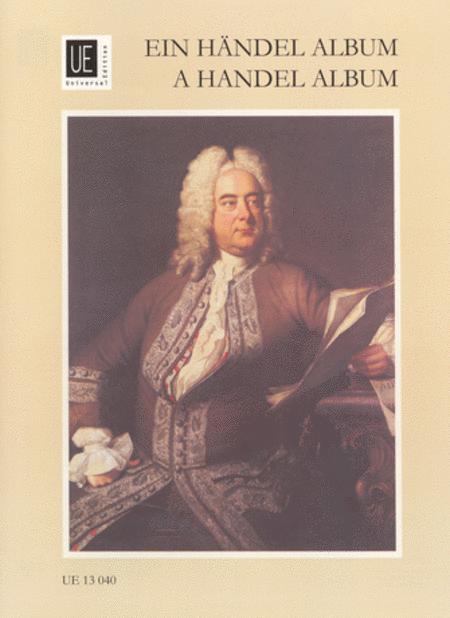 Handel Album, Piano