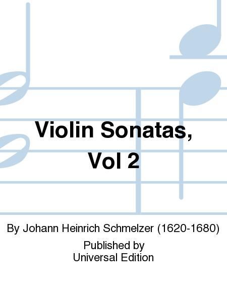 Sonatae Unarum Fidium Vol.2 (Violin Sonatas Vol.2)