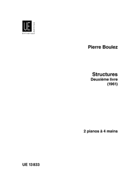 Structures 2, 2 Pianos