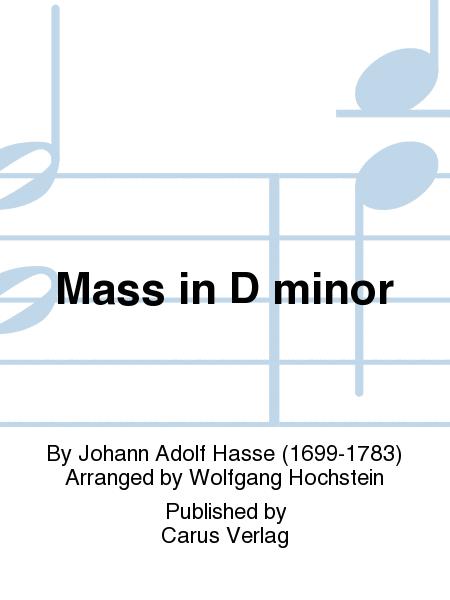 Mass in D minor