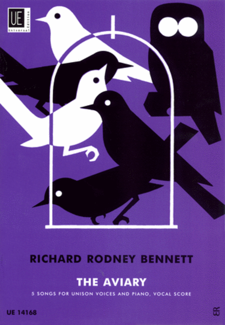 Aviary, Vocal Score
