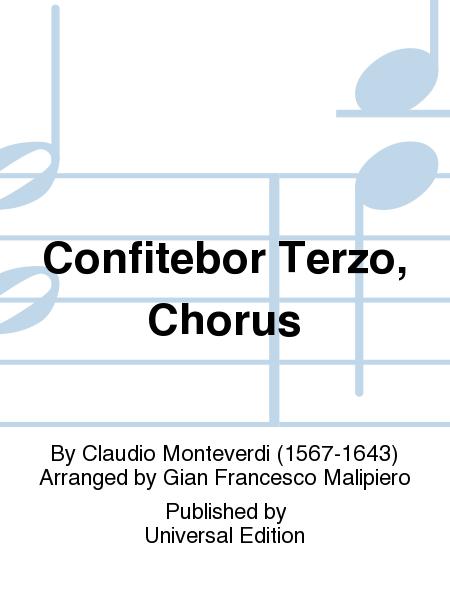 Confitebor Terzo, Chorus