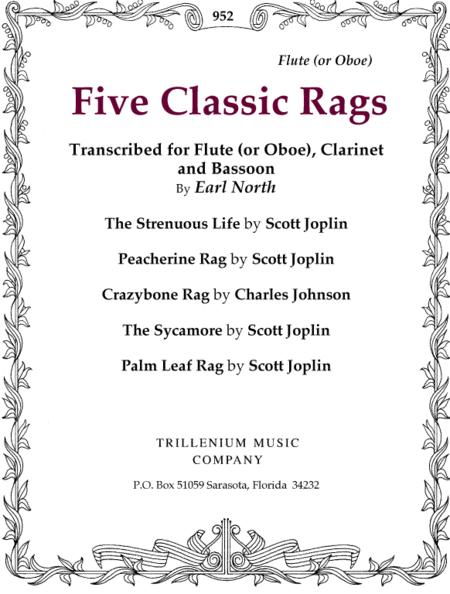 Five Classic Rags