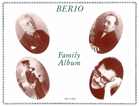 Berio Family Album