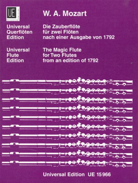 Magic Flute, Flute Duet