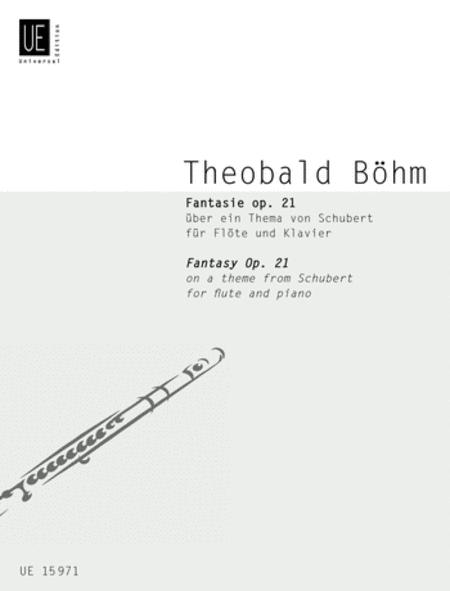 Fantasy Theme Schubert, Op. 21