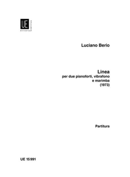 Linea, 2Pianos/Vibr/Marimba/Perf