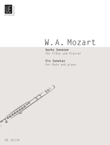 Flute Sonatas, Vol. 1
