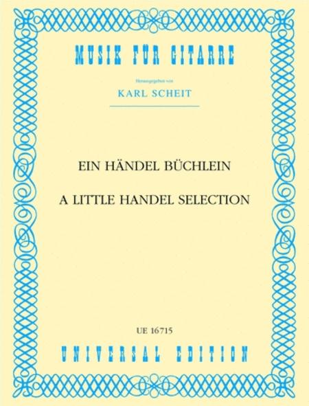 Handel Buchlein, Guitar
