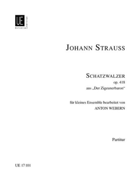 Schatzwalzer (Arr. Webern)