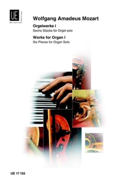 Organ Works, Vol. 1