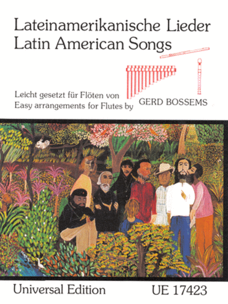 Latin American Songs, Flutes