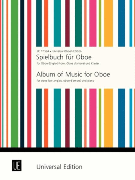 Album of Music for the Oboe, O