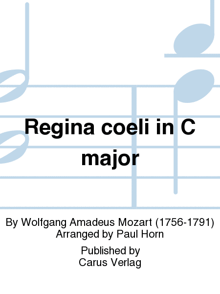 Regina coeli in C major