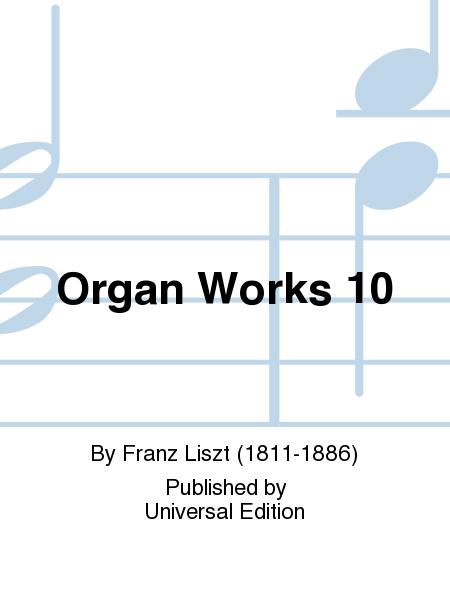 Organ Works 10