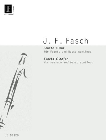 Sonata in C Major, Bassoon/Bc