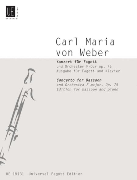 Weber Konzert Op. 75