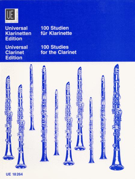 Studies, 100, Clarinet