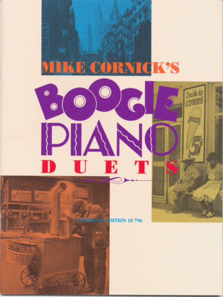 Boogie Piano Duets
