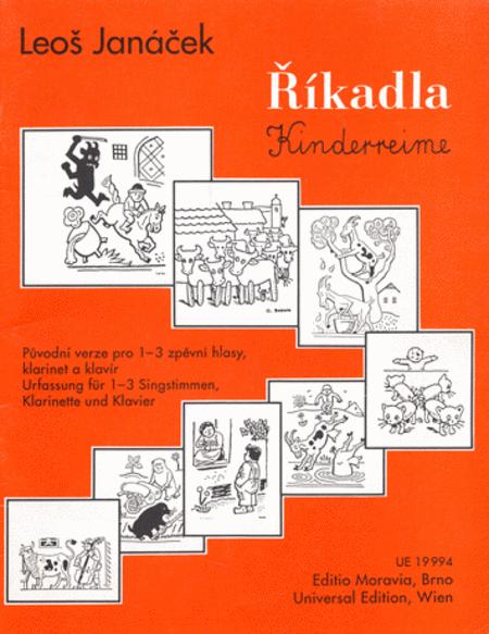 Rikalda (Children's Rhymes)