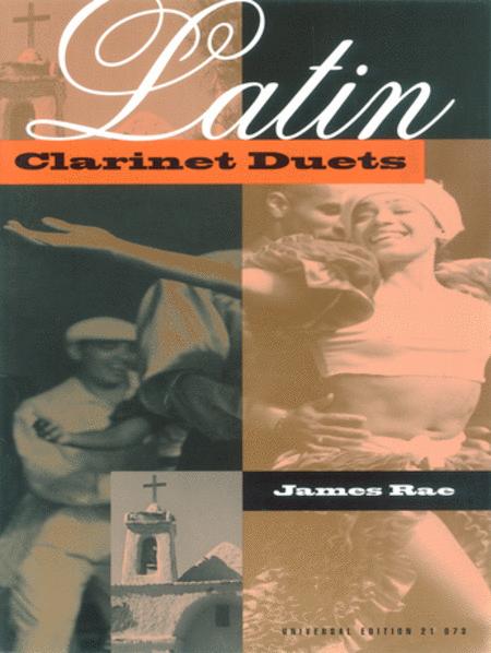 Latin Clarinet Duets