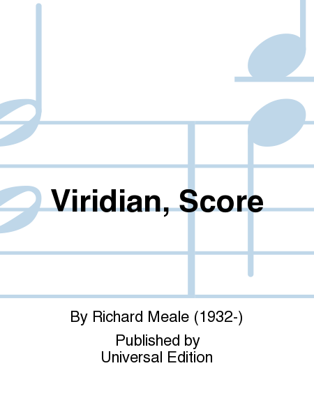 Viridian, Score