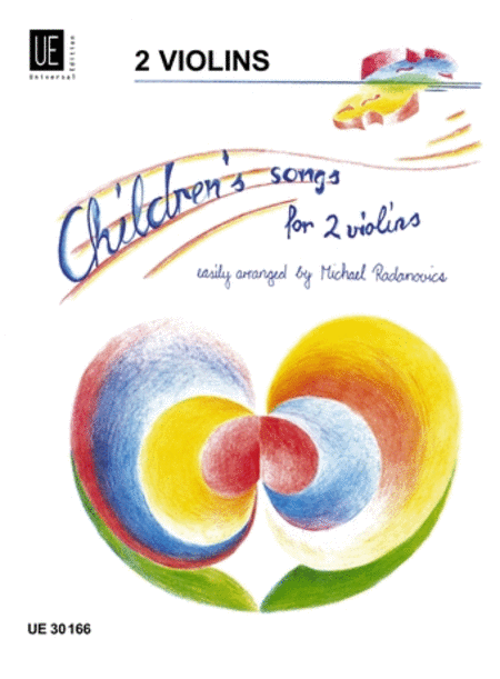 Children's Songs, 2 Violins