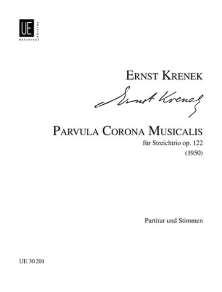 Parvula Corona Musicalis, Sc/P
