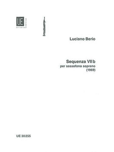 Sequenza 7b, Soprano Saxophone