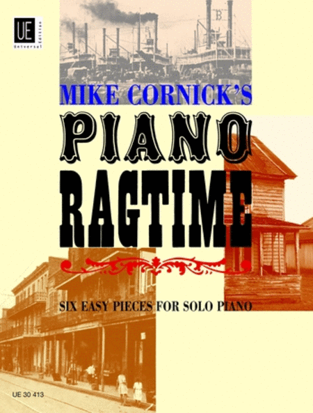 Piano Ragtime, 6 Easy Pieces