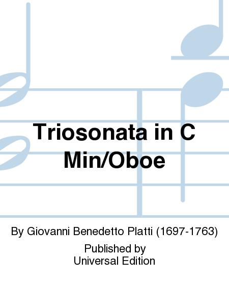 Triosonata in C Min/Oboe