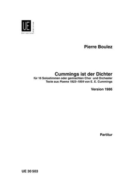 Cummings Ist...(1986 Vers.) S.