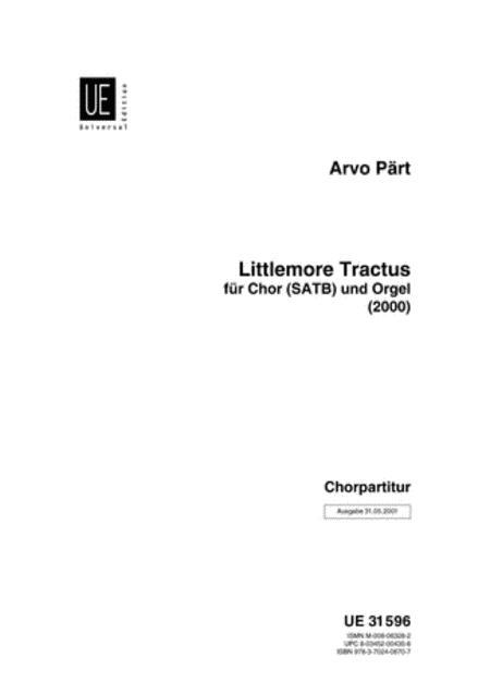 Littlemore Tractus