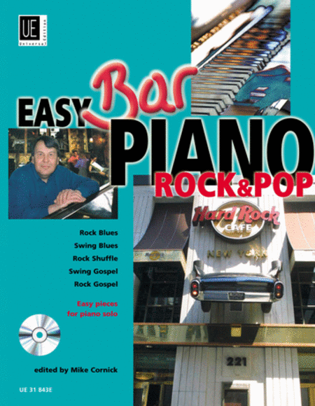 Easy Bar Piano Rock & Pop (CD)