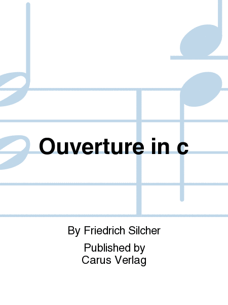 Ouverture in c