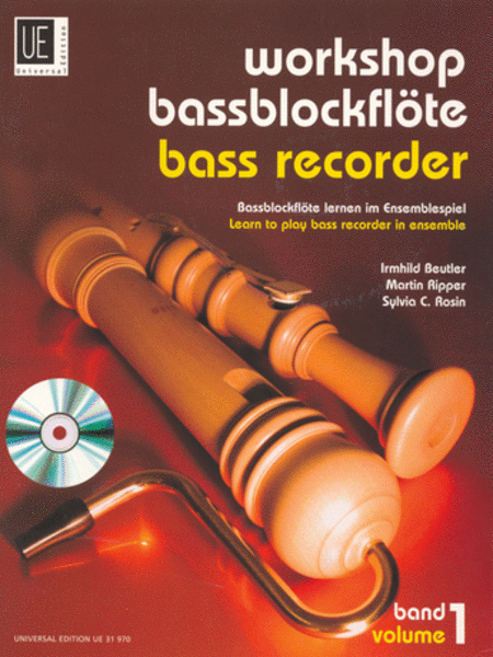 Workshop Bass Recorder/CD