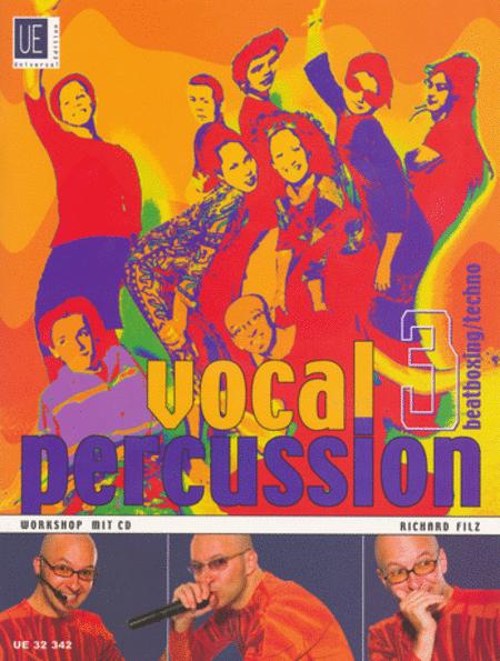 Vocal Percussion 3 Mit CD
