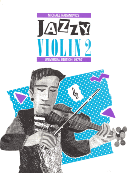 Jazzy Violin 2 (Book and CD)