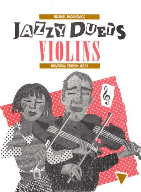 Duets for Violin Book and CD
