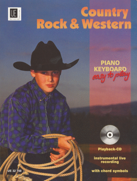 Country Rock & Western Book/CD