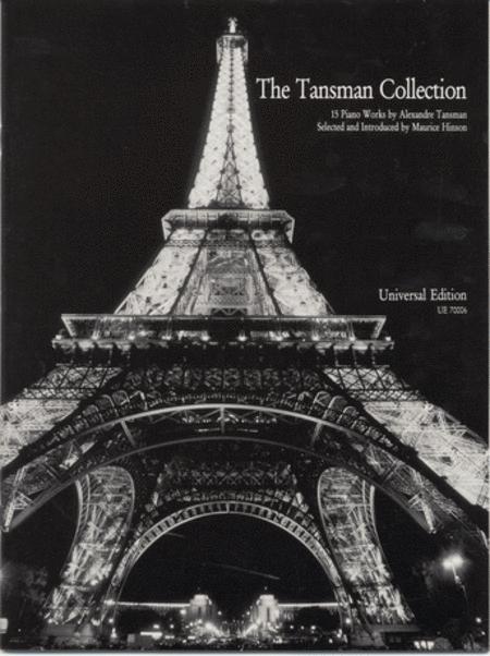 Tansman Collection, Piano (Hin