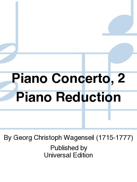 Piano Concerto, 2 Piano Reduction